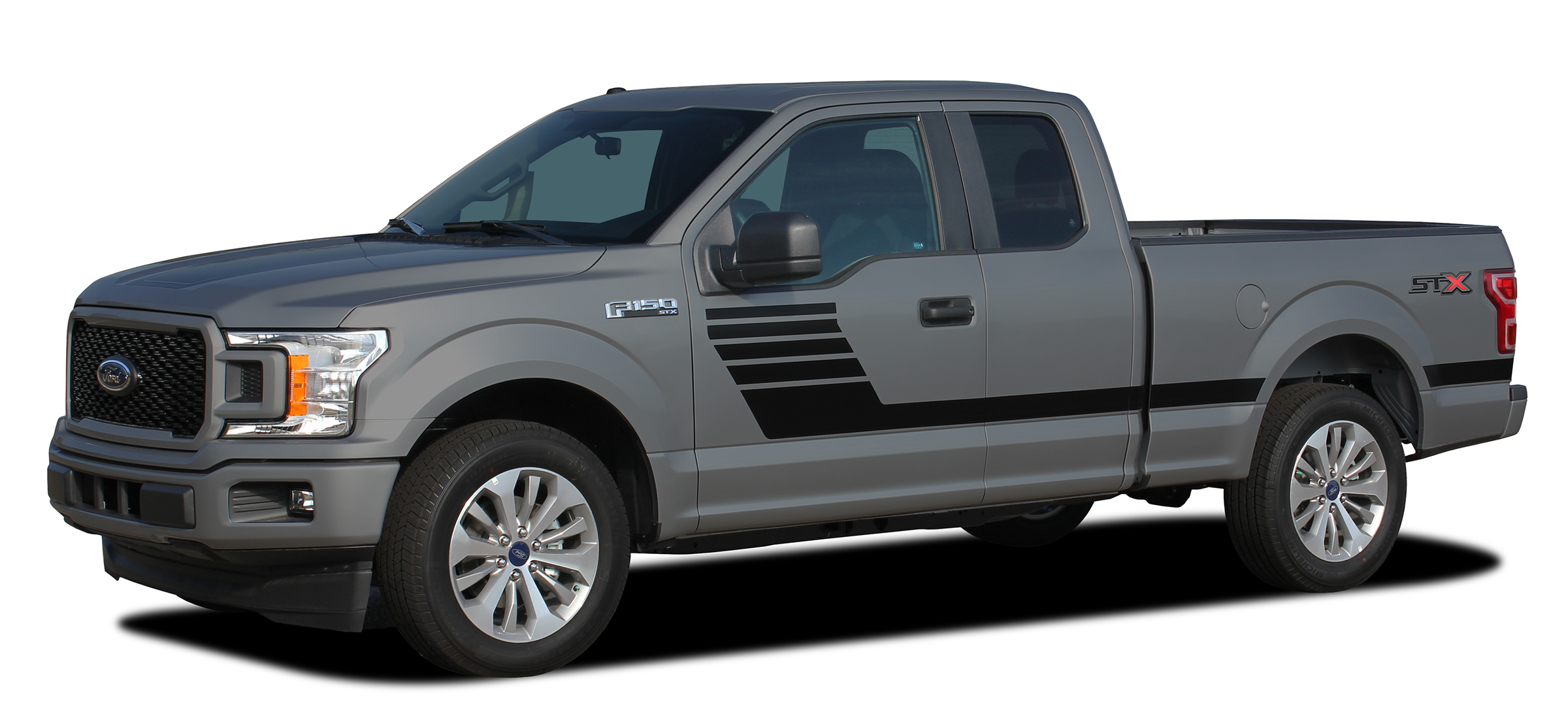 LEADFOOT Side Vinyl Graphics 2015-2018 Ford F-150