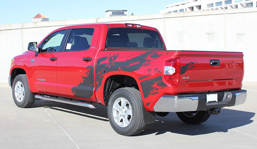 SCHREDDER Graphics for 2014-2017 Toyota Tundra